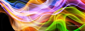 Abstract Colorful Smoke, Free Facebook Timeline Profile Cover, Abstract