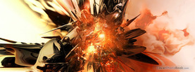 Abstract Explosion, Free Facebook Timeline Profile Cover, Abstract