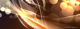 Abstract Smoke Bokeh, Free Facebook Timeline Profile Cover, Abstract