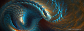 Abstract Wing Spiral, Free Facebook Timeline Profile Cover, Abstract