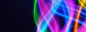 Bright Neon, Free Facebook Timeline Profile Cover, Abstract