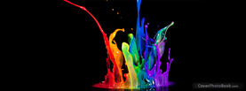 Color Splash, Free Facebook Timeline Profile Cover, Abstract