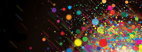 Colorful Circles, Free Facebook Timeline Profile Cover, Abstract