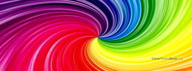 Colorful Spirals, Free Facebook Timeline Profile Cover, Abstract