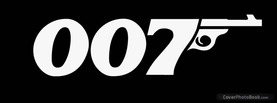 007 Logo, Free Facebook Timeline Profile Cover, Brands