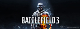 BattleField 3, Free Facebook Timeline Profile Cover, Brands