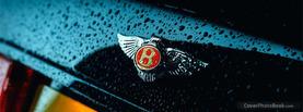 Bentley Badge, Free Facebook Timeline Profile Cover, Brands