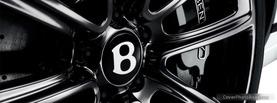Bentley Wheel, Free Facebook Timeline Profile Cover, Brands
