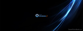 Black Window 7 Wallpaper, Free Facebook Timeline Profile Cover, Brands