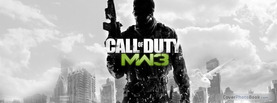 Call of Duty Modern Warfare, Free Facebook Timeline Profile Cover, Brands