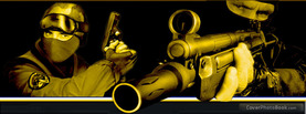 Counter Strike Gun, Free Facebook Timeline Profile Cover, Brands
