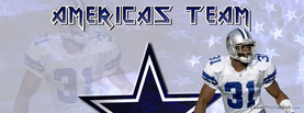 Dallas Cowboys Roy Williams, Free Facebook Timeline Profile Cover, Brands