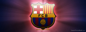 FC Barcelona Football Logo, Free Facebook Timeline Profile Cover, Brands