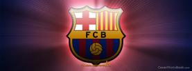 FC Barcelona Football Logo, Free Facebook Timeline Profile Cover, Brands