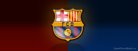 FC Barcelona Logo, Free Facebook Timeline Profile Cover, Brands