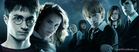 Harry Potter Casts, Free Facebook Timeline Profile Cover, Brands