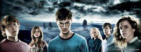 Harry Potter Dark Clouds, Free Facebook Timeline Profile Cover, Brands