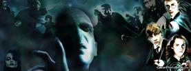 Harry Potter Dark Side, Free Facebook Timeline Profile Cover, Brands