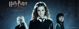 Harry Potter Girls, Free Facebook Timeline Profile Cover, Brands