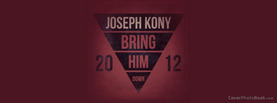 Joseph Kony 2012 Dark, Free Facebook Timeline Profile Cover, Brands