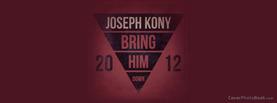 Joseph Kony 2012 Dark, Free Facebook Timeline Profile Cover, Brands