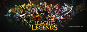 League of Legends, Free Facebook Timeline Profile Cover, Brands
