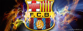 Logo FC Barcelona, Free Facebook Timeline Profile Cover, Brands