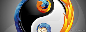 Mozilla Firefox Thunderbird Yin Yang, Free Facebook Timeline Profile Cover, Brands