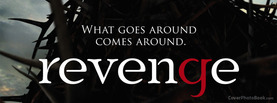 Revenge Goes Comes Around, Free Facebook Timeline Profile Cover, Brands