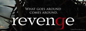 Revenge Goes Comes Around, Free Facebook Timeline Profile Cover, Brands