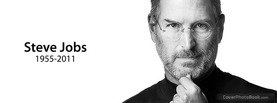 Steve Jobs, Free Facebook Timeline Profile Cover, Brands