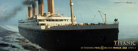 Titanic 3D Unsinkable Ship, Free Facebook Timeline Profile Cover, Brands