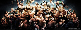 WWE Group Fight Madness, Free Facebook Timeline Profile Cover, Brands