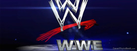 WWE Logo Blue, Free Facebook Timeline Profile Cover, Brands