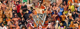 WWE Stars Collage, Free Facebook Timeline Profile Cover, Brands
