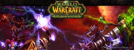 World of Warcraft The Burning Crusade, Free Facebook Timeline Profile Cover, Brands