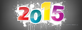 2015 Paint Artwork, Free Facebook Timeline Profile Cover, Celebration
