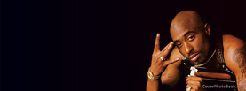 2Pac Westside Sign, Free Facebook Timeline Profile Cover, Celebrity