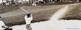 Arnold Palmer Vintage Swing, Free Facebook Timeline Profile Cover, Celebrity