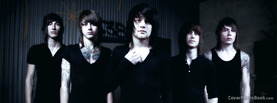 Asking Alexandria, Free Facebook Timeline Profile Cover, Celebrity