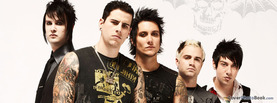 Avenged Sevenfold, Free Facebook Timeline Profile Cover, Celebrity
