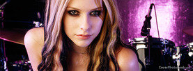 Avril Lavigne Band, Free Facebook Timeline Profile Cover, Celebrity