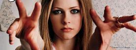 Avril Lavigne Grr, Free Facebook Timeline Profile Cover, Celebrity