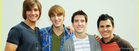 Big Time Rush Group, Free Facebook Timeline Profile Cover, Celebrity