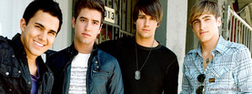 Big Time Rush Stars, Free Facebook Timeline Profile Cover, Celebrity