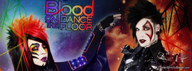 Blood on the Dance Floor, Free Facebook Timeline Profile Cover, Celebrity