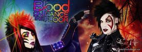 Blood on the Dance Floor, Free Facebook Timeline Profile Cover, Celebrity
