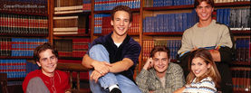 Boy Meets World Cast Library, Free Facebook Timeline Profile Cover, Celebrity