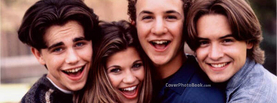 Boy Meets World Cast Smile, Free Facebook Timeline Profile Cover