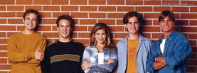 Boy Meets World Cast Wall, Free Facebook Timeline Profile Cover